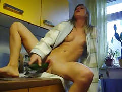 Amateur - Blond Little Tit Cutie...