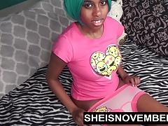 xhamster Ebony Teen Msnovember Sloppy...