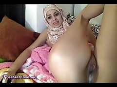 Real Arab Exposed Muslim Teen...