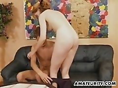 xhamster Redhead amateur girlfriend sucks...