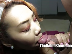 petite asian kimberly chi gets...