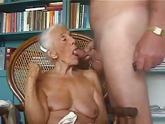 xhamster Old grandma loves to suck young...