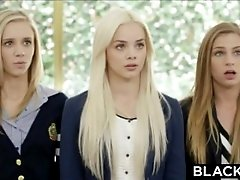 3 blond action
