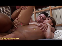 slippery nuru massage for car help