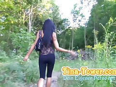 Tina-Tower - Mein erster Outdoor