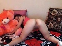 xhamster Horny Asian flashing pussy on Cam