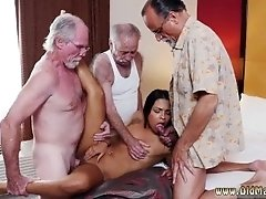 xhamster Old man cooking Staycation with...